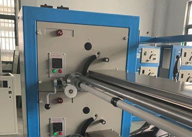 China Sewing Automatic Thread Winding Machine , Cotton Thread Making Machine factory