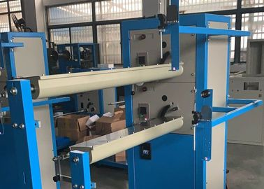 Automatic Thread Cone Winding Machine 180W - 550W High Precision High Density