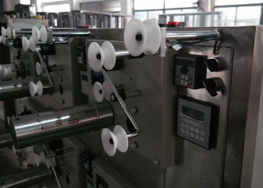 China Precision Sewing Thread Winding Machine , High speed Industrial Yarn Winder factory